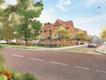 Planning Consent Achieved