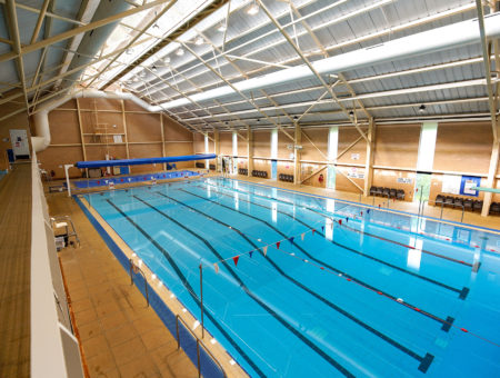St Swithun's Swimming Pool