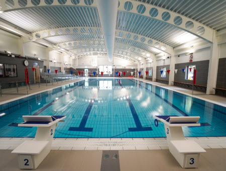 Godstowe School Swimming Pool
